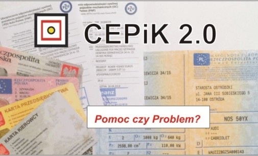 CEPIK 2 – nowy problem !