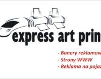 Express Art Print