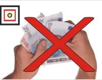 Uważaj na płatności gotówką za garnicą!