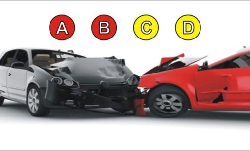 Klasyfikacja aut powypadkowych