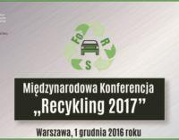 """FORS – """"Recykling 2017"""""""
