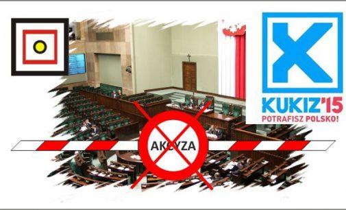 Likwidacja akcyzy – I czytanie w Sejmie