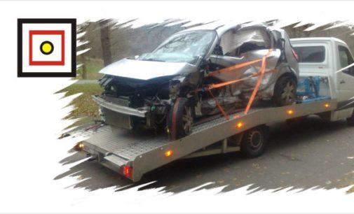 Do 300.000 zł kary za import aut uszkodzonych!