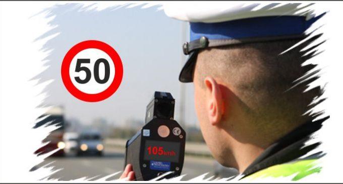 Koniec zabierania prawa jazdy za przekroczenie prędkości!