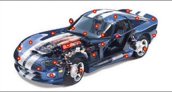 Obowiązkowe znakowanie aut droższych niż 10.000 zł netto.