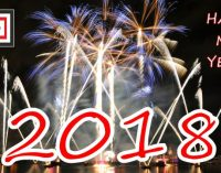 Szczęśliwego Nowego 2018 Roku!