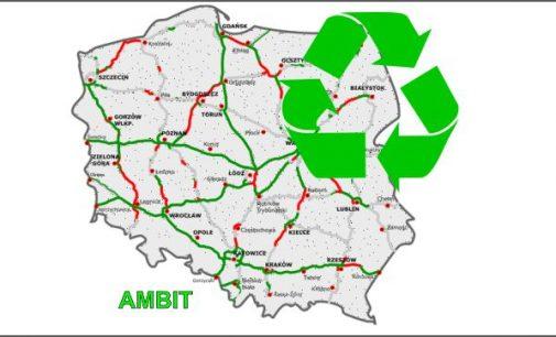Sieć Recyklingu – KOMUNIKAT firmy AMBIT.