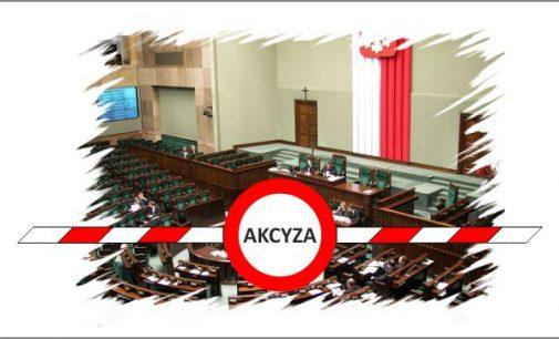 Sejm przyjął ustawę obniżającą Podatek Akcyzowy!