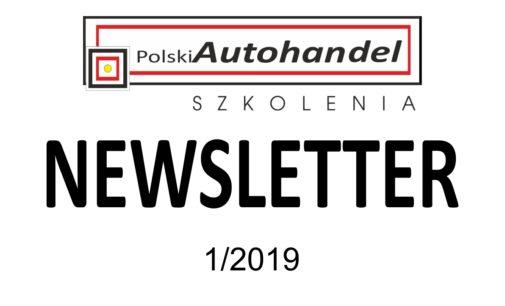 PolskiAutohandel.pl Szkolenia – NEWSLETTER 1/2019