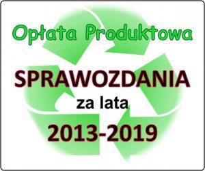 Sprawozdania 2013-2019