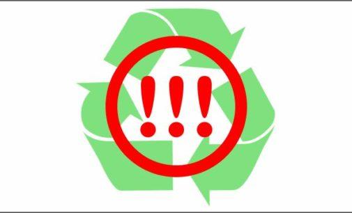 Uwaga na kolejną pułapkę związaną z Recyklingiem!