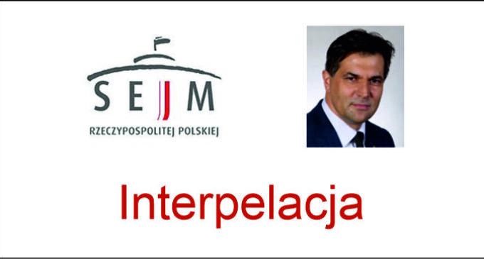 Interpelacja w sprawie Kar za nierejestrowanie aut sprowadzonych z EU.
